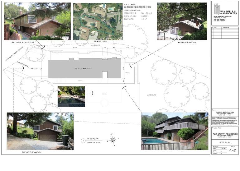 Glencrest-site-plan