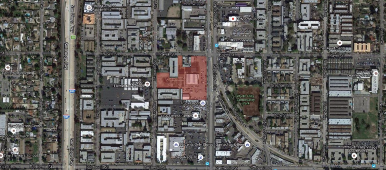 Developer files plans for multifamily development in North Hills